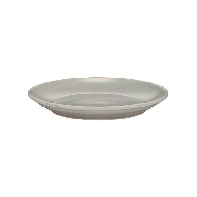 西海陶器 波佐見焼 「コモン」 プレート 皿 150mm グレー 13203