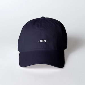 JAM LOGO CAP (NAVY)