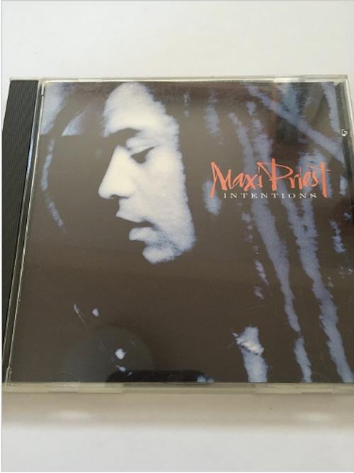 Maxi Priest(マキシプリースト) - Intentions【CD】