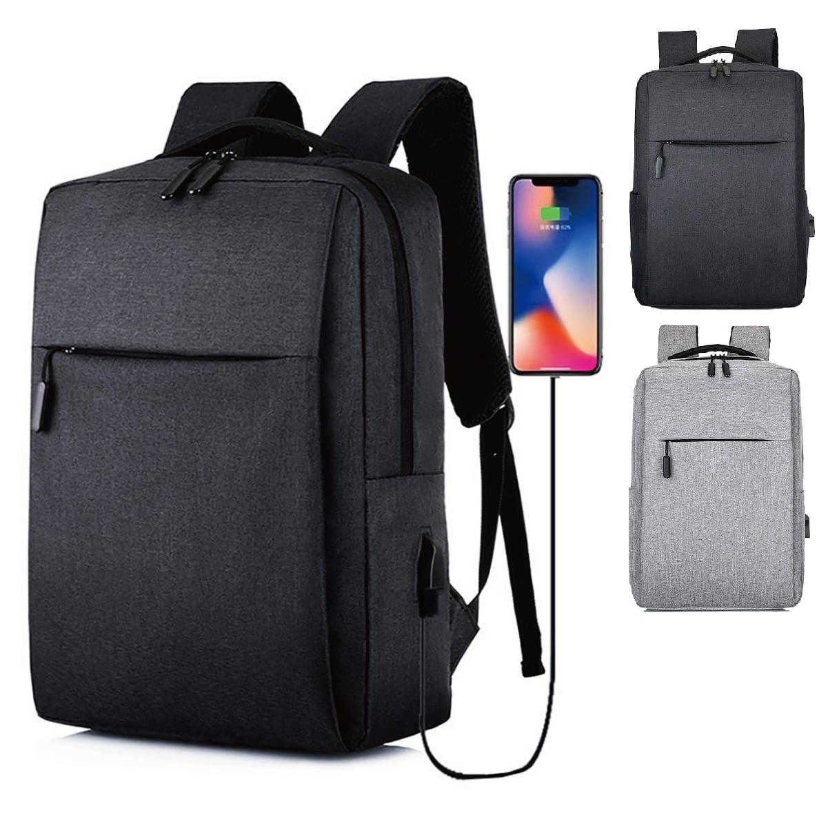 FOX FOUND ビジネスリュック USB充電ポート バックパック メンズ 防水 15.6インチノートPC収納