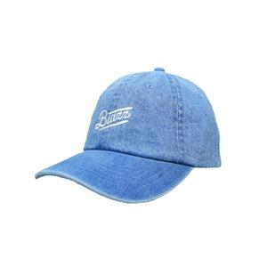 MINI LOGO DENIM WASH CAP [BRIGHT BLUE]