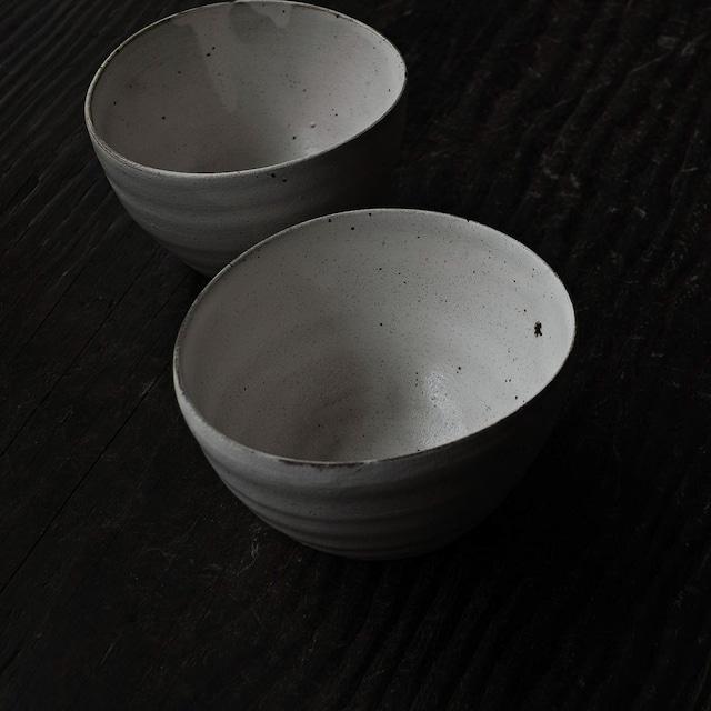 粉引碗 sekiguchi noritaka