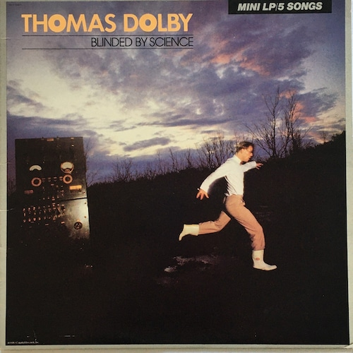 【12inch・米盤】Thomas Dolby  /  Blinded By Science