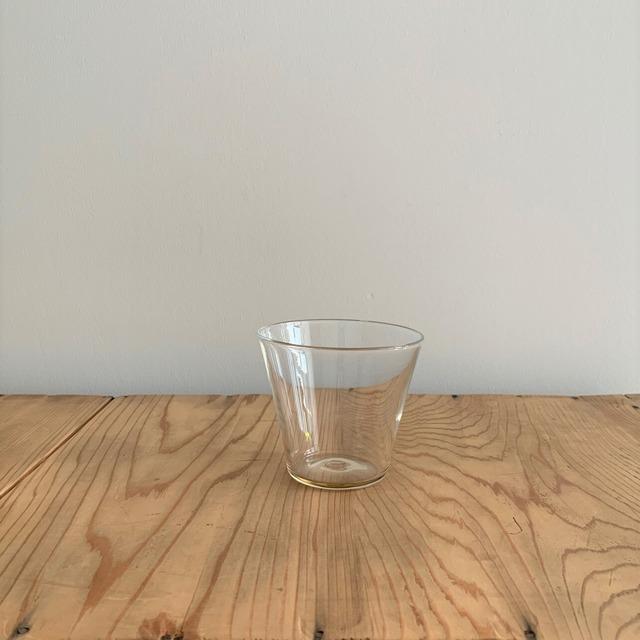 WASHIZUKA GLASS STUDIO   クリアカップ(short)