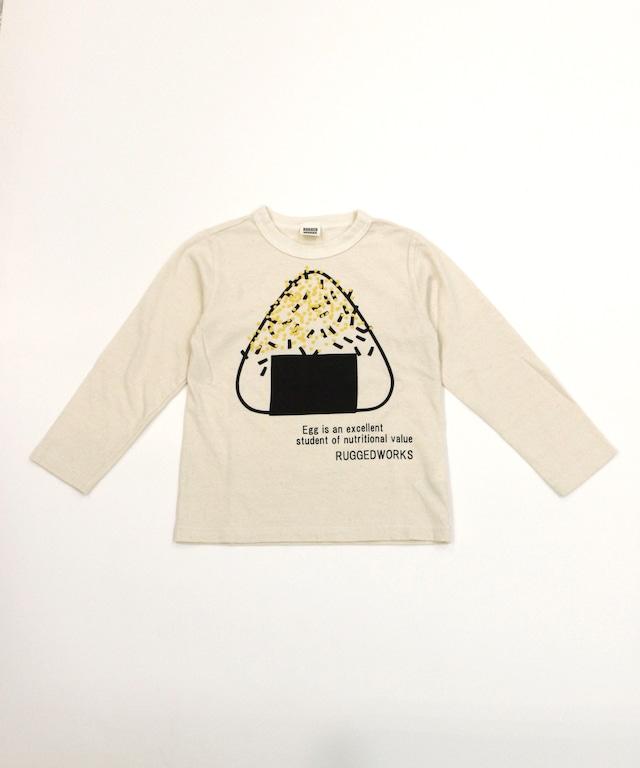 《made in Japan》公式オンラインショップ限定 復刻ごちそうロングTシャツ
