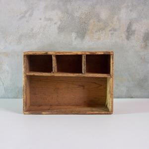 仕切り木箱