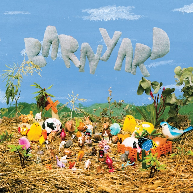 Good Morning - Barnyard (LTD. Seafoam LP)