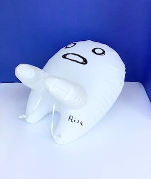 さとうりさ 「Risa Campaign vol.6 ミニバルーン」