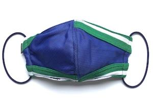 【デザイナーズマスク 吸水速乾COOLMAX使用 日本製】SPORTS MIX MASK CTMR 0923008