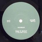 """【7""""】Budamunk - Keep It Movin' feat. 5lack, ISSUGI & mabanua"""