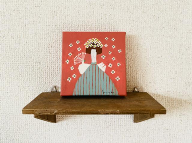 NO.504「僕と花<かすみ草>」
