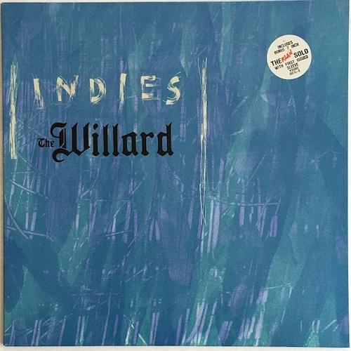 【LP + 7inch・国内盤】ウィラード / Indies