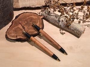 「匠」筆記具シリーズ 木軸シャープペン・ボールペン  山桜