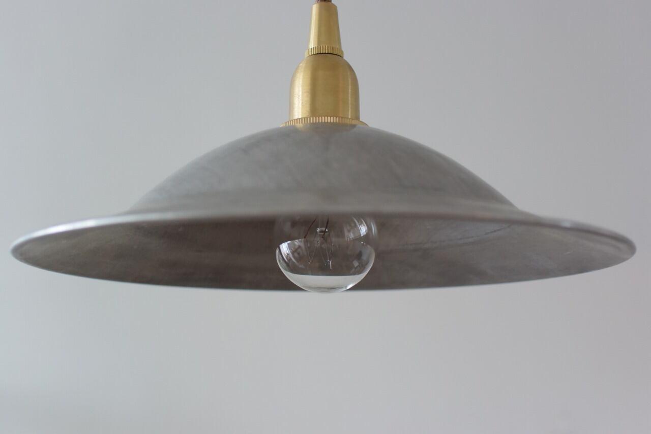 アルミ電傘照明 (※現行品です)