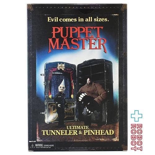 NECA ネカ パペットマスター ピンヘッド&トネラー アルティメット アクションフィギュア 2PK