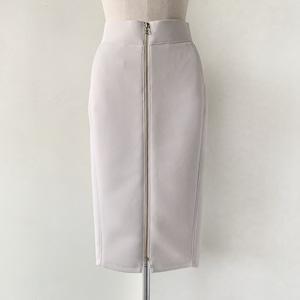 SYSORUS × akko3839 フロントジップタイトスカート SYT-0022