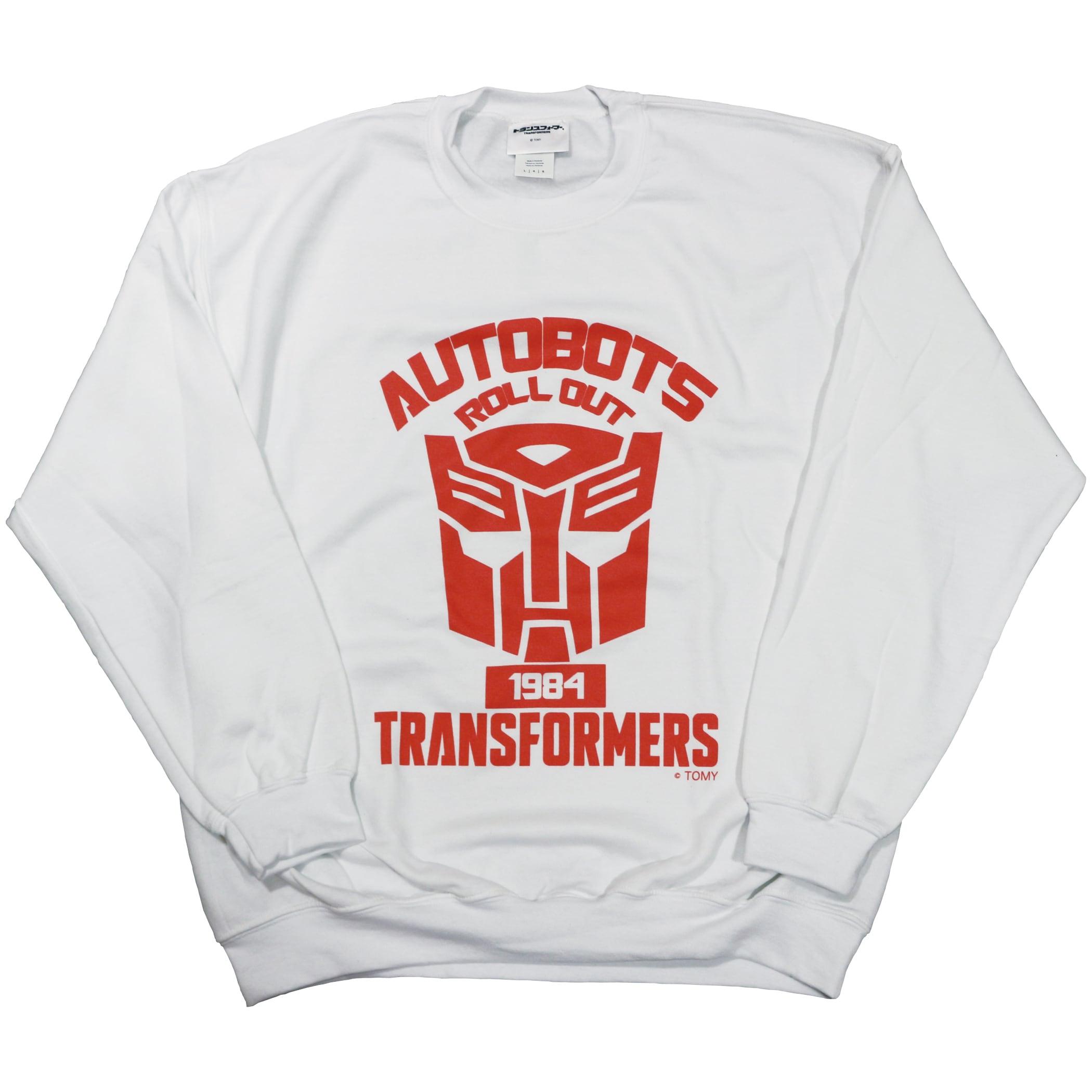 【トランスフォーマー】戦え!超ロボット生命体トランスフォーマー|サイバトロンエンブレム スウェット