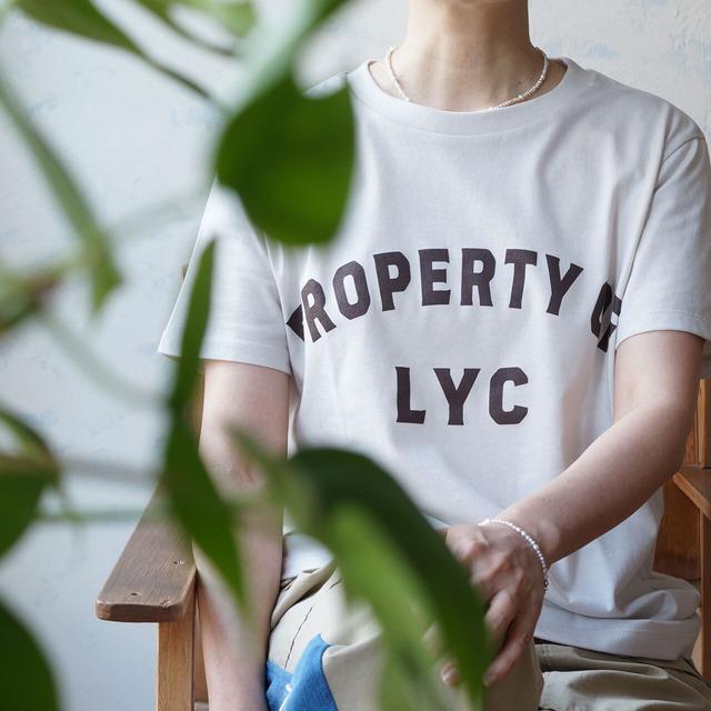 プリントTシャツ  *リヨカ(Liyoca)