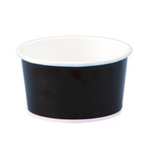 12オンス アイス&スープカップ (ブラック)