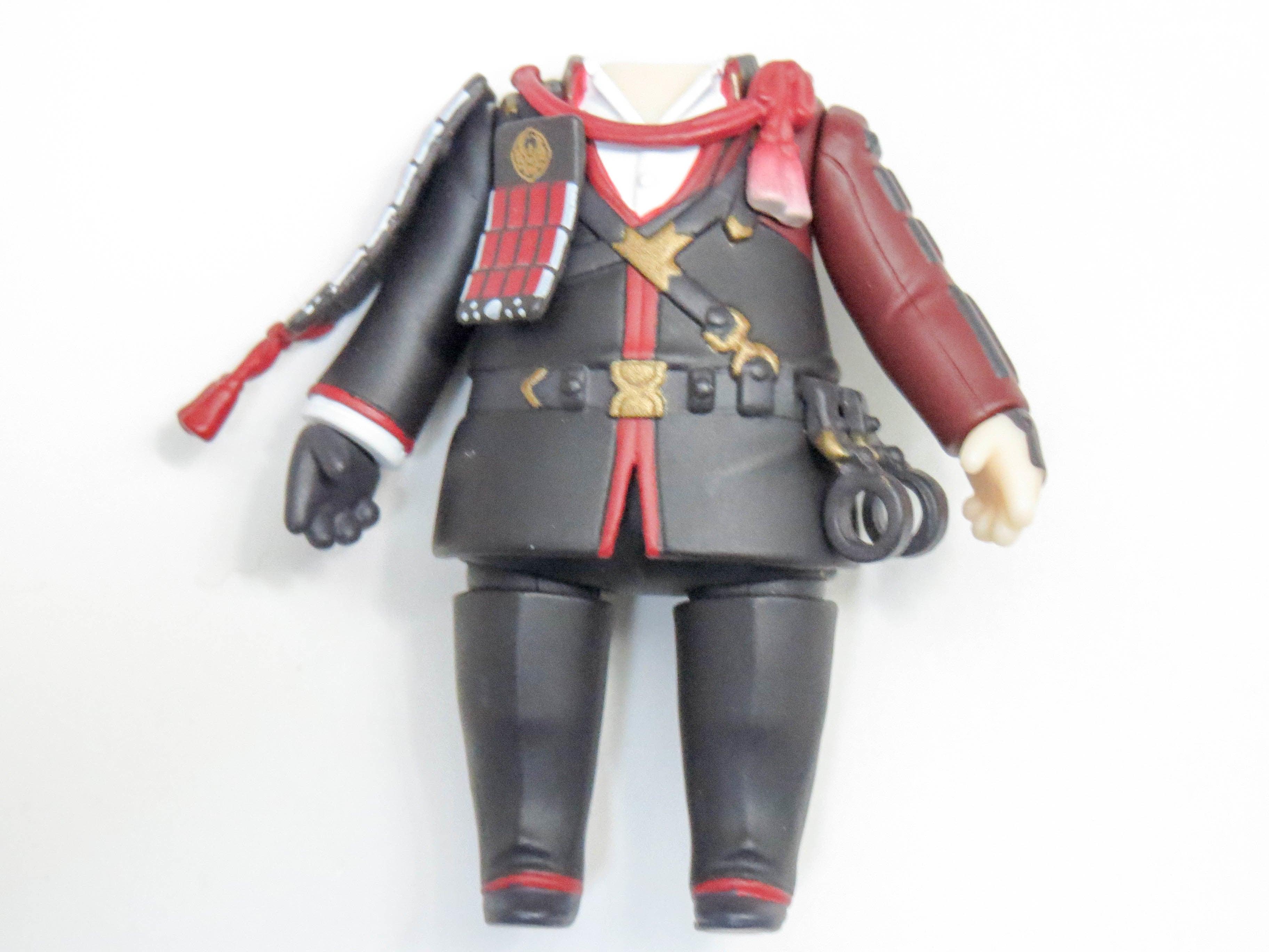 再入荷【810】 大包平 体パーツ 戦闘服 (A-ランク) ねんどろいど
