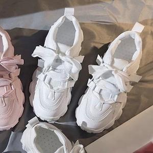 white design sneakers 2[2103-18]