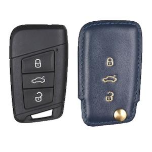 Volkswagen 専用 TypeC Car Key Case