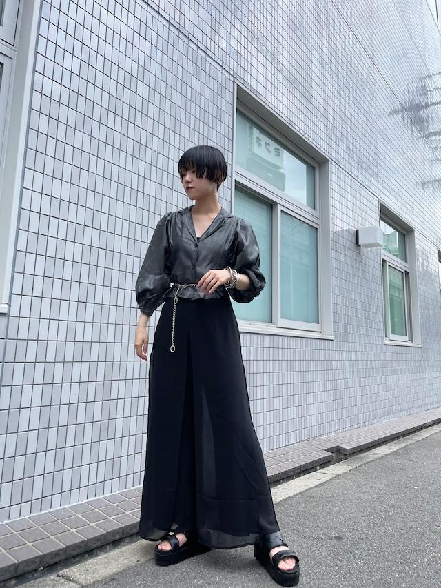 metallic jacket / 7SSTP05-19