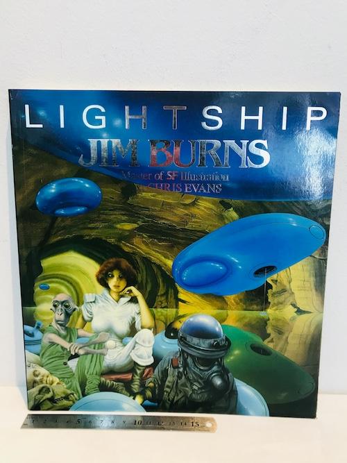LIGHTSHIP    JIM BURNS画集