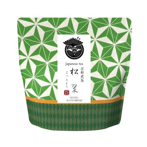 【いろどり】京都煎茶 松翠(まつみどり)リーフ(茶葉)50g