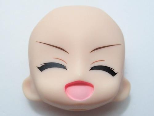 【42】 アンチョビ 顔パーツ 笑顔 キューポッシュ