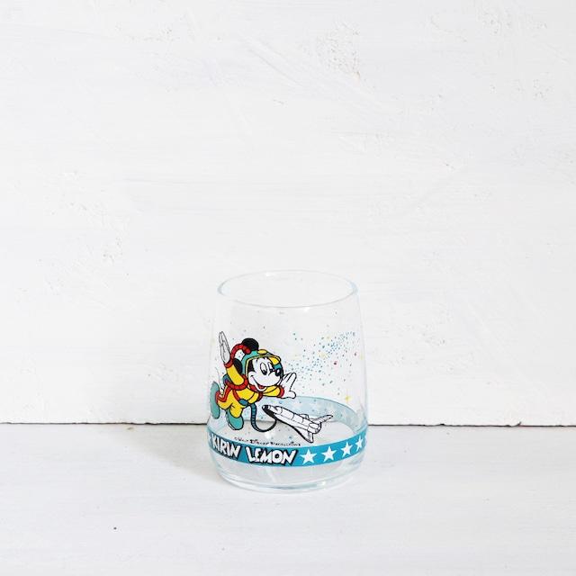 【R-226】キリンレモン×ディズニーキャラクターグラス / 宇宙ミッキー