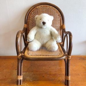 Vintage Rattan Child Chair