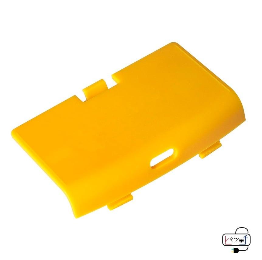 プレステージ電池BOXカバー【イエロー】(USB-Cバッテリーパック実装用)