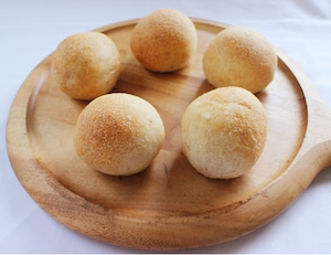 まるパン(全粒粉 10個入り)【vegan】