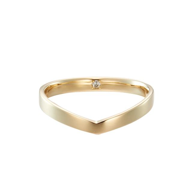 K18YG Everlasting Ring / #16-#23