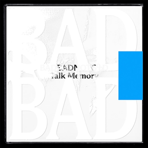 【ラスト1/LP】BADBADNOTGOOD - Talk Memory(ブラック・ヴァイナル)
