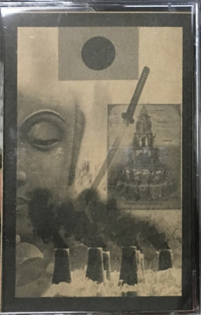 マスクド・ダイオウド(Masked Diode)  -  銀色のブッダを飲み込め (C60)