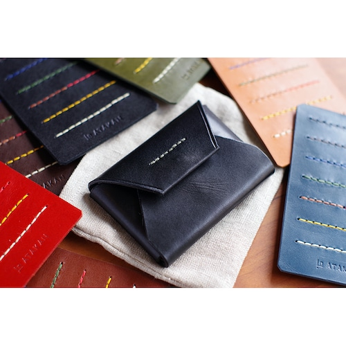 Therese CARD CASE Color Order【名刺入れ】【日本製】【本革】