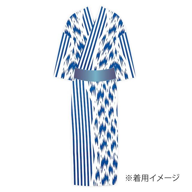 紳士用 仕立上り浴衣⑤ Lサイズ