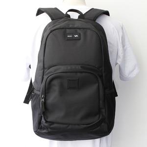 【RVCA】 ESTATE BACKPACK Ⅲ (BLACK)
