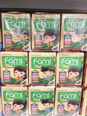 Fami Socola Kid(200ml x 6box)