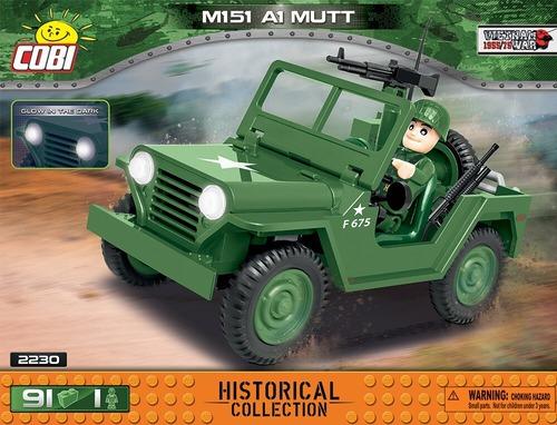 COBI-2230 M151 A1 MUTT (ジープ)