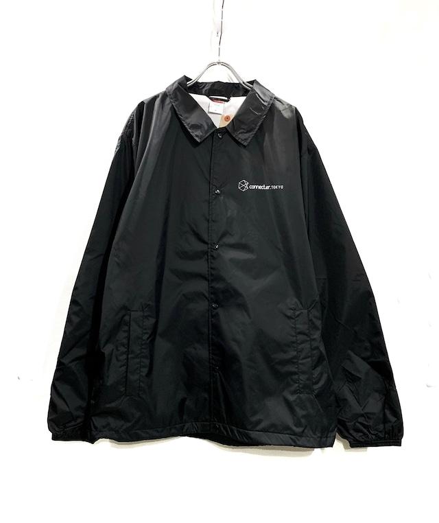 【受注予約】connecter tokyo original nylon jacket (black)
