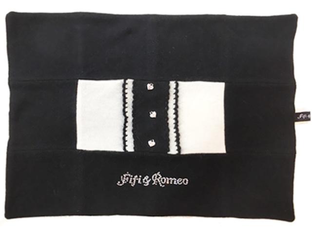 Fifi&Romeo カシミア New Coco ブランケット