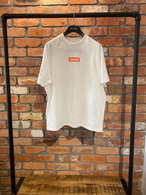 SMMR T-shirts WHITE