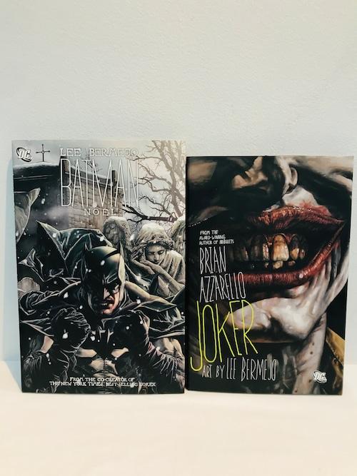 BATMAN &JOKER   2冊