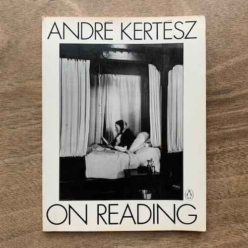 On Reading / Andre Kertesz (著) / Penguin Books