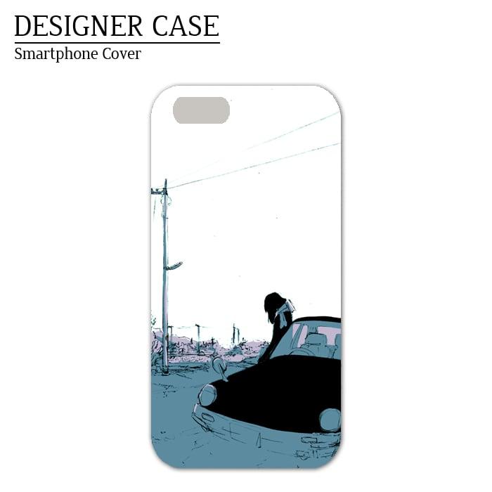 iPhone6 Plus case [car]  Illustrator:Kawano