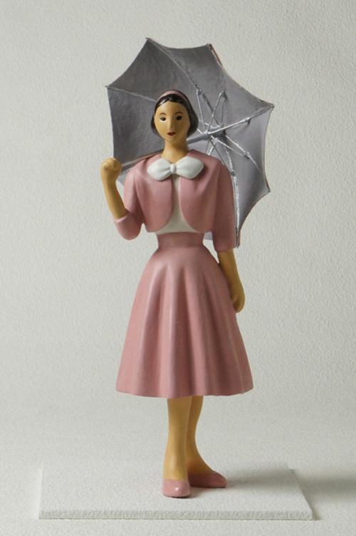 COOL氏 NO.29「日傘をさしたスーザン」VintageStyleシリーズ