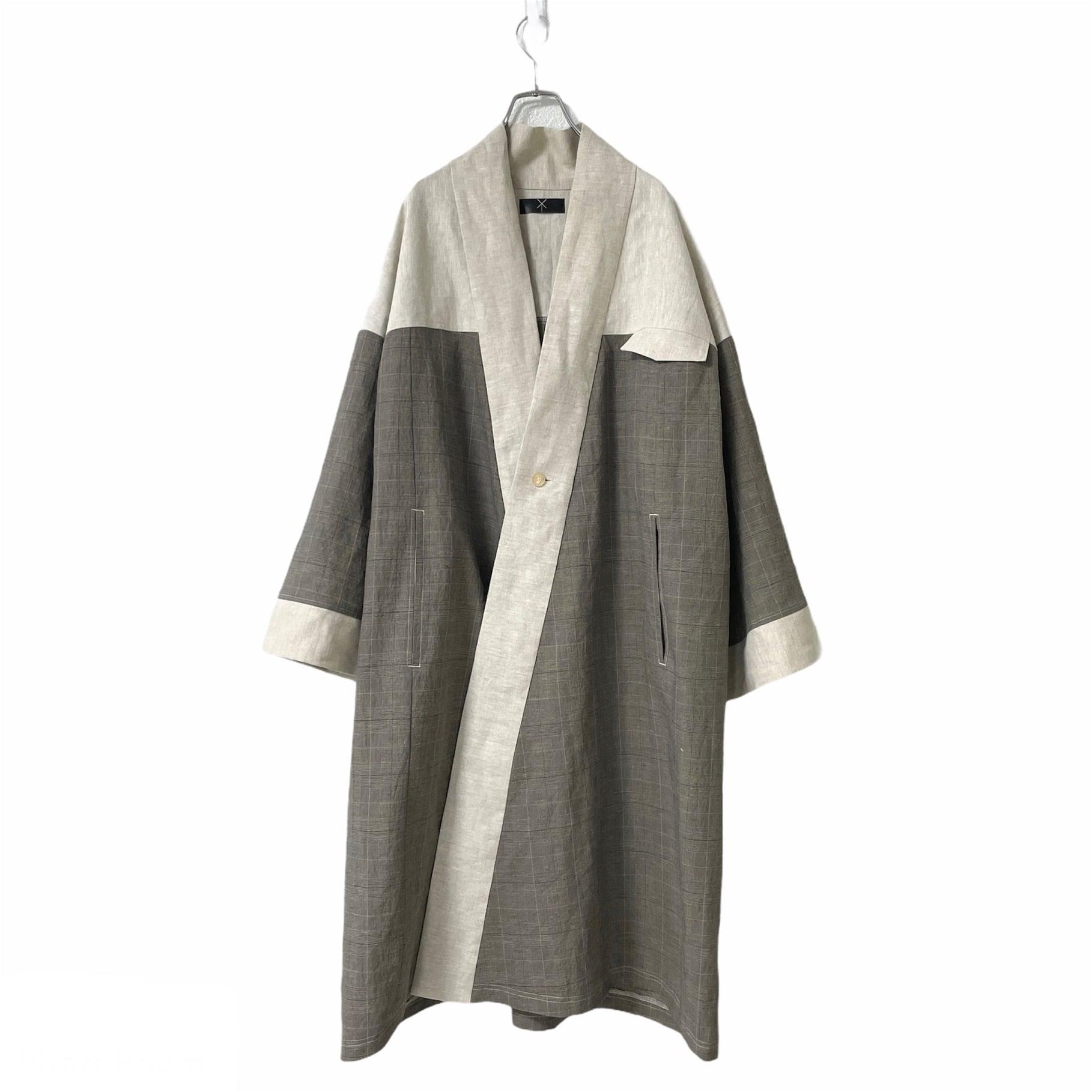 Haori (grey beige/ivory)